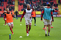 Football - 2018 / 2019 Sky Bet EFL Championship - Charlton Athletic vs. Luton Town<br /> <br /> Charlton Athletic's Darren Pratley during the pre-match warm-up, at The Valley.<br /> <br /> COLORSPORT/ASHLEY WESTERN