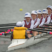 Crews racing at the KRI Club Regatta on Lake Karapiro, Cambridge, Saturday 1 December 2018 © Copyright photo Steve McArthur / @RowingCelebration www.rowingcelebration.com