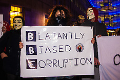 2014-12-23 Operation Occupy BBC protests alleged bias