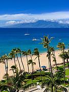 Kaanapali Beach, Kaanapali, Maui, Hawaii