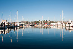 Sausalito; yachts, harbor; downtown; California, USA.  Photo copyright Lee Foster.  Photo # california108004