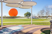 Orange County Great Park in Irvine California