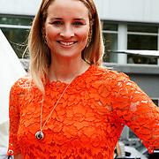 NLD/Amsterdam/20150522 - Prinses Beatrix opent Art Zuid 2015, Lieke van Lexmond