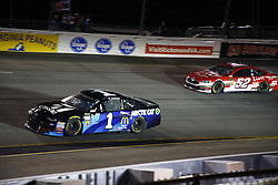 September 22, 2018 - Richmond, Virginia, United States of America - Jamie McMurray (1) battles for position during the Federated Auto Parts 400 at Richmond Raceway in Richmond, Virginia. (Credit Image: © Chris Owens Asp Inc/ASP via ZUMA Wire)