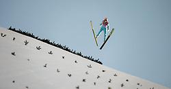 01.01.2015, Olympiaschanze, Garmisch Partenkirchen, GER, FIS Ski Sprung Weltcup, 63. Vierschanzentournee, Bewerb, im Bild Andreas Kofler (AUT) // during Competition Round of 63rd Four Hills Tournament of FIS Ski Jumping World Cup at the Olympiaschanze, Garmisch Partenkirchen, Germany on 2015/01/01. EXPA Pictures © 2015, PhotoCredit: EXPA/ JFK