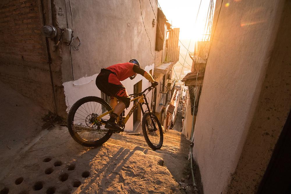 Tomas Slavik in Taxco. Client: Altius