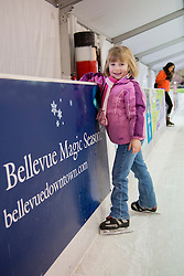 North America, United States, Washington, Bellevue, Magic Season Ice Arena, MR, PR