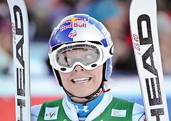 28-12-2011 SKIEN: FIS WORLD CUP: LIENZ<br />  Lindsey Vonn USA 5th Rank // during Giant Slalom first Run at FIS Ski Worldcup at Worldcupcourse Hochstein in Lienz<br /> **NETHERLANDS ONLY** <br /> ©2011-FotoHoogendoorn.nl/EXPA/M. Gruber
