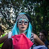 Lady Gaga Italian Concert