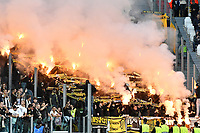 Youn Boys Supporters <br /> Torino 02-10-2018 Juventus Stadium Football Calcio Uefa Champions League 2018/2019 Group H Juventus - Young Boys <br /> Foto Andrea Staccioli / Insidefoto