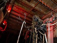Mayhem at the Mill for Pumpkin Fest 2015 at Belknap Mill in Laconia.  Karen Bobotas for the Laconia Daily Sun