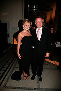 KATHERINE JENKINS AND WOLFF HEINRICHSDORFF ( MANAGING DIRECTOR OF MONTBLANC INTERNATIONAL)  Montblanc and Katherine Jenkins celebrate The launch of Montblanc's First Fine Jewellery Collectgion. V. & A. London. 24 April 2007.  -DO NOT ARCHIVE-© Copyright Photograph by Dafydd Jones. 248 Clapham Rd. London SW9 0PZ. Tel 0207 820 0771. www.dafjones.com.