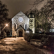 St Pancras Old Church a Candem, quartiere a nord di Londra. La parrocchiaè  dedicata al martire romano San Pancrazio (St. Pancras), considerata tra i posti più antichi della cristianità inglese.<br /> <br /> St Pancras Old Church in the London borough of Camden,  a parish Chucrh dedicated to the Roman martyr St. Pancras.