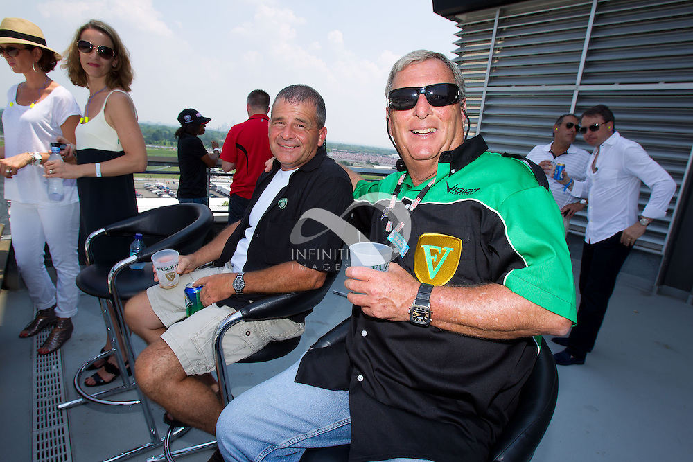 Pictures of Fuzzy's Vodka in the Indy 500 at the Indianapolis Motor Speedway in Indianapolis, Indiana..Photo by Michael Hickey, Infiniti Images Corporate event photography by Infiniti Images
