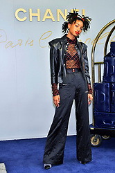 May 31, 2017 - Tokio, Tokio, Japan - Willow Smith bei der 'CHANEL Métiers d'Art - Paris Cosmopolite Collection'- Show im Tsunamachi Mitsui Club. Tokio, 31.05.2017 (Credit Image: © Future-Image via ZUMA Press)