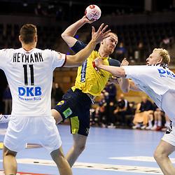 20210312: GER, Handball - IHF Men's Tokyo Olympic Qualification 2021, Germany vs Sweden