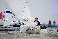 08_002144 © Sander van der Borch. Medemblik - The Netherlands,  May 23th 2008 . Third day of the Delta Lloyd Regatta 2008.