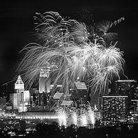 Riverfest Fireworks