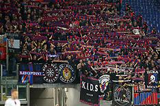 Roma vs CSKA Moscow - 23 Oct 2018