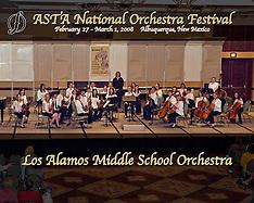 Los Alamos Middle School Orchestra