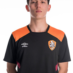 BRISBANE, AUSTRALIA - NOVEMBER 10: Aydee Brooks of the Roar poses for a photo during the Brisbane Roar Youth headshot session at QUT Kelvin Grove on November 10, 2017 in Brisbane, Australia. (Photo by Patrick Kearney / Brisbane Roar)