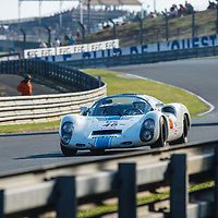 #46, Porsche 910 (1968), driver: Rainer Becker, Grid 5, on 06/07/2018 at the 24H of Le Mans, 2018