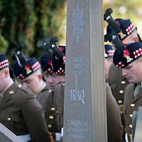 Black Watch Remembrance Service