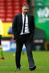 Doncaster Rovers' manager Darren Ferguson