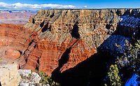 United States, Arizona, Grand Canyon. Pima Point, one of the best places on the West south rim to see the canyon.