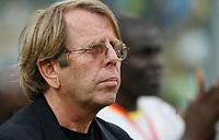 Photo: Steve Bond/Richard Lane Photography.<br />Ghana v Cameroon. Africa Cup of Nations. 07/02/2008. Ghana coach Claude Le Roy
