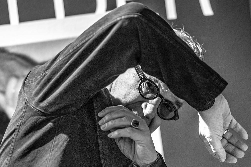 German filmmaker, Wim Wenders