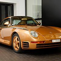 Porsche 911 Exclusive taken at Porsche Museum, Stuttgart 25th February 2011