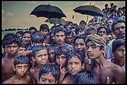 "Flood Refugees, Gopalganj, Bangladesh  - 'SETTE"" CORRIERA DELLA SERA MAGAZINE (Italy)"