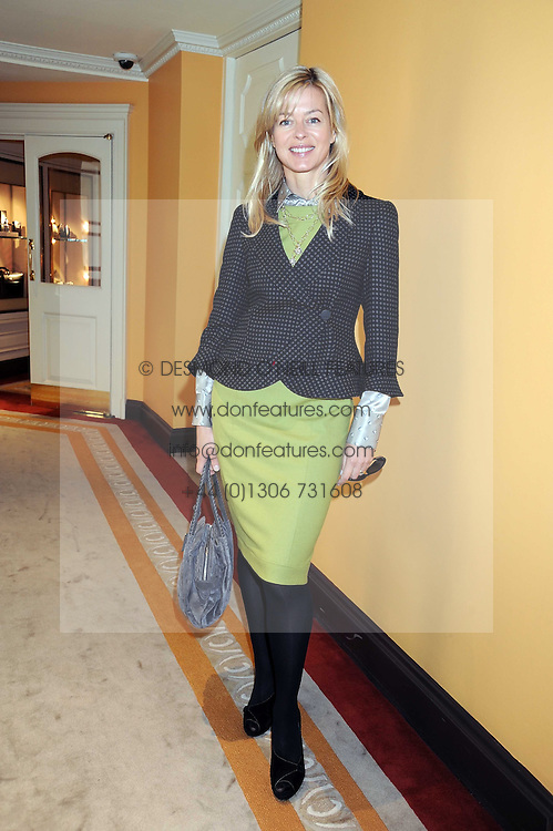 LADY HELEN TAYLOR a fashion show and lunch in aid of  AMAR International Charitable Foundation held at The Dorchester, Park Lane, London W1 on 9th October 2008.