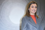 121218 Queen Letizia attends Meeting of the Board of the Foundation for Help against Drug Addiction