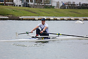 Crew: 472  RDG-TURNER  Reading Rowing Club  Op J18 1x<br /> <br /> Abingdon Spring Head 2019<br /> <br /> To purchase this photo, or to see pricing information for Prints and Downloads, click the blue 'Add to Cart' button at the top-right of the page.