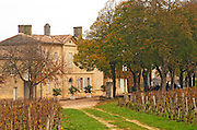 Chateau Clos Fourtet, Saint Emilion, Bordeaux, France
