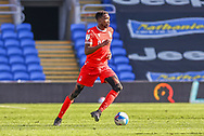 Nottingham Forest's Sammy Ameobi (11) in action during the EFL Sky Bet Championship match between Cardiff City and Nottingham Forest at the Cardiff City Stadium, Cardiff, Wales on 2 April 2021.