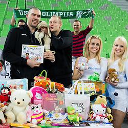 20141213: SLO, Basketball - ABA League 2014/15, KK Union Olimpija vs BC Levski Sofia