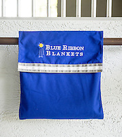 Blue Ribbon Blankets wrap pouch.
