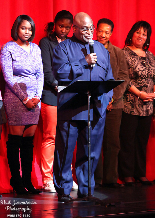 NEW YORK, NY - DECEMBER 30:  (L) President of the Kwanzaa Foundation Jose Ferrer attends the 5th Annual Regeneration Night Kwanzaa Celebration at The Apollo Theater on December 30, 2011 in New York City.  (Photo by Paul Zimmerman/WireImage)