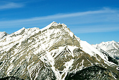 Winter Canadian Rockies Slide Show