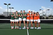 4/17/13 Women's Tennis Team Photo
