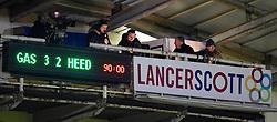 Bristol Rovers defeat Gateshead 3 - 2 at the Memorial Stadium - Photo mandatory by-line: Paul Knight/JMP - Mobile: 07966 386802 - 19/12/2014 - SPORT - Football - Bristol - The Memorial Stadium - Bristol Rovers v Gateshead - Vanarama Conference