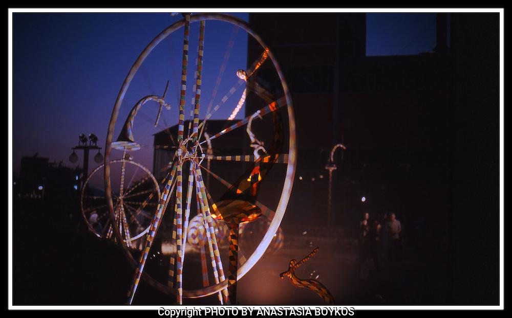 Technopolis<br />  <br /> Athens - Greece<br />  <br /> 20/05/2000