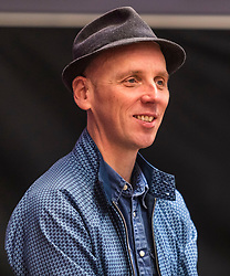 Ewen Bremner appears at the Edinburgh International Film Festival to share his experiences of the film industry with young people.