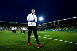 Alex Coles of England U20 - Mandatory by-line: Robbie Stephenson/JMP - 15/03/2019 - RUGBY - Franklin's Gardens - Northampton, England - England U20 v Scotland U20 - Six Nations U20