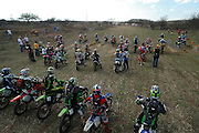 OCCRA dirt bike race in western Oklahoma