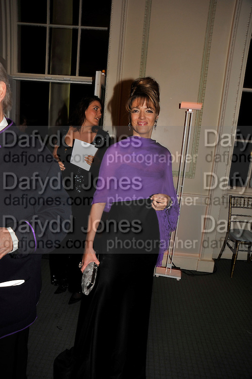 PETRONELLA WYATT, Nicky Haslam party for Janet de Botton and to celebrate 25 years of his Design Company.  Parkstead House. Roehampton. London. 16 October 2008.  *** Local Caption *** -DO NOT ARCHIVE-© Copyright Photograph by Dafydd Jones. 248 Clapham Rd. London SW9 0PZ. Tel 0207 820 0771. www.dafjones.com.