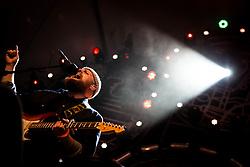 June 17, 2018 - Landgraaf, Limburg, Netherlands - Tom Walker performing live at Pinkpop Festival 2018 in Landgraaf Netherlands, on June 17, 2018. (Credit Image: © Roberto Finizio/NurPhoto via ZUMA Press)